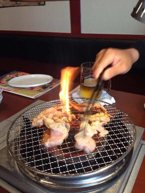 焼き肉 画像